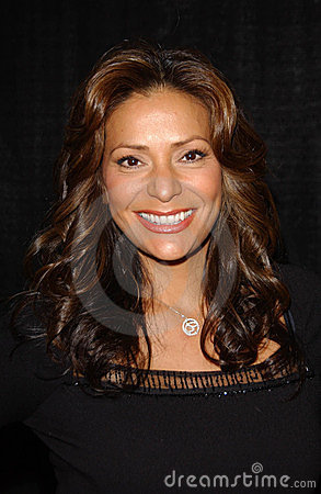 Constance Marie Editorial Stock Photo
