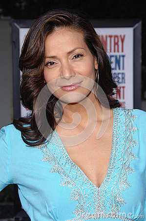Constance Marie Editorial Photo