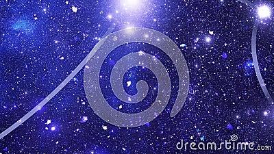 Constellation Columba (Col) stock footage