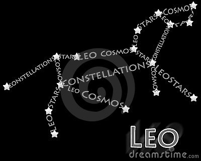 Constellation Leo Stock Images - Image: 6457754