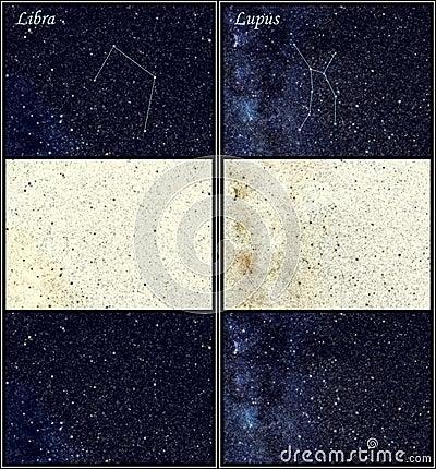 Constellation Libra Lupus