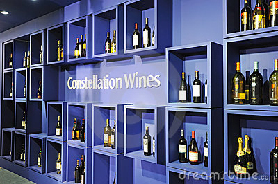 Constellation Wines U.S. Editorial Stock Photo