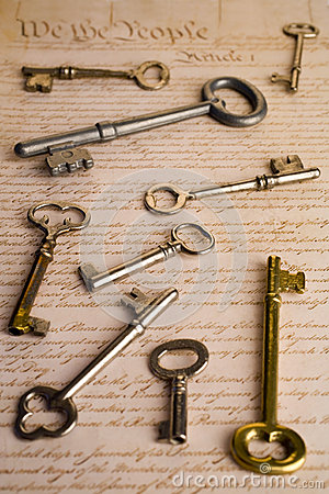 Constitution and Keys
