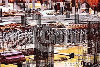 Construction base