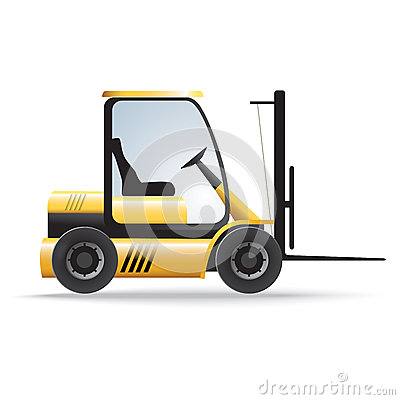 Construction car