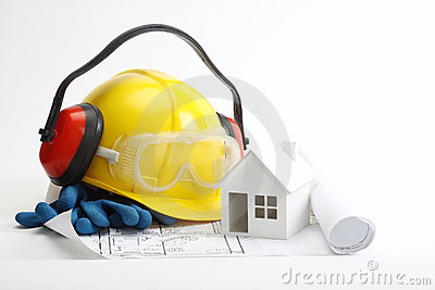 Construction Concept Royalty Free Stock Images - Image: 17504299