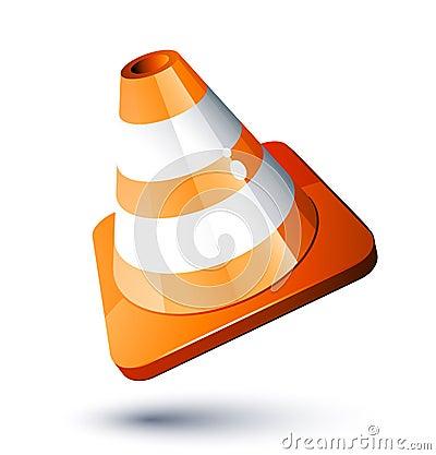 Free Construction Cone Stock Photos - 8595933