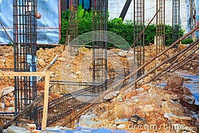 Construction in development
