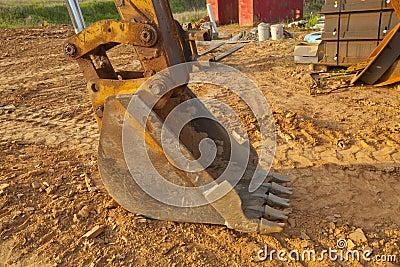 Construction Digger