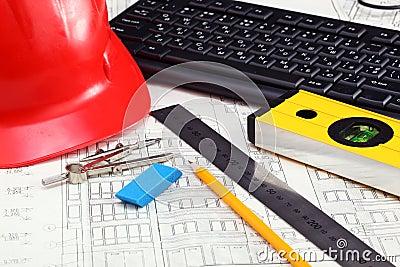 Construction drafts
