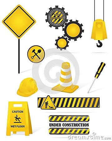 Construction elements