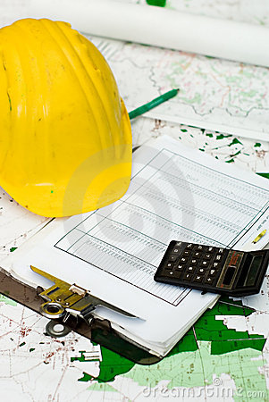 Free Construction Finances Stock Photo - 3086910