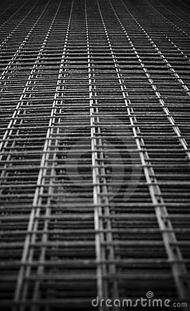 Construction Grid Abstract
