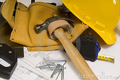 Construction or Handy Man Objects