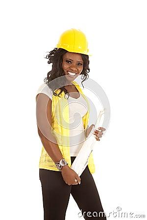 Construction hard hat plans