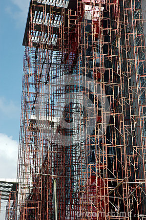 Construction a hospital