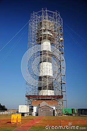 Construction lighthouse