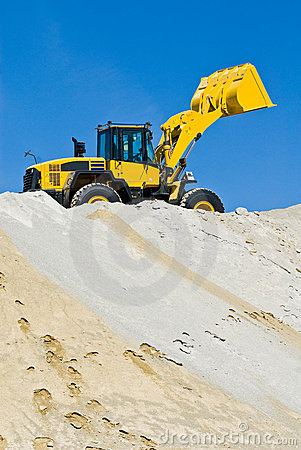 Free Construction Machinery Stock Image - 5890641