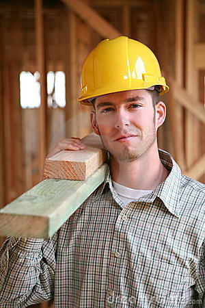 Free Construction Man Stock Images - 2107114