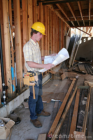 Free Construction Man Royalty Free Stock Images - 2235989