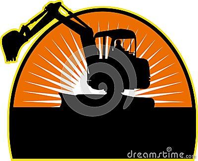 Construction Mechanical Digger