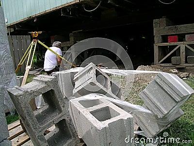 Construction Mess