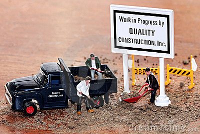 Construction Miniatures