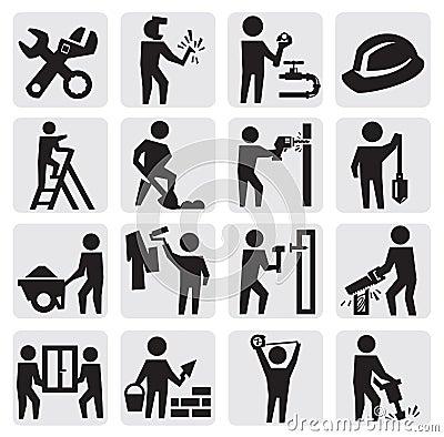 Construction professions