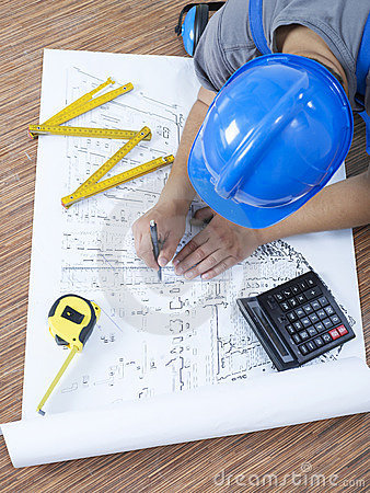 Free Construction Series Royalty Free Stock Photography - 4128857