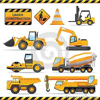 Free Construction Set Royalty Free Stock Photos - 31998818