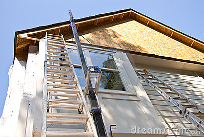 Construction/Siding Installation