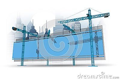 Construction Site  Billboard
