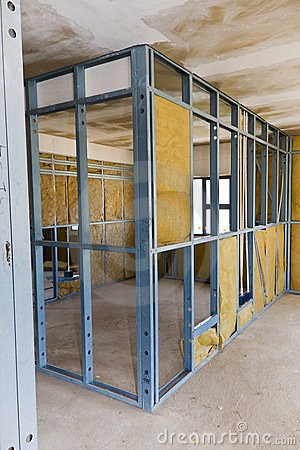 Construction Site - Drywall