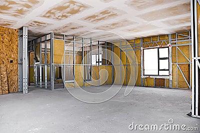 Construction Site - Inside View