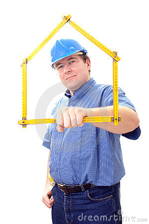 Free Construction Site Manager Stock Photography - 1910862