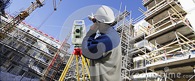 Construction and suveying industry