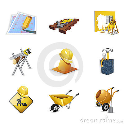 Construction Tools Royalty Free Stock Photo - Image: 12226915