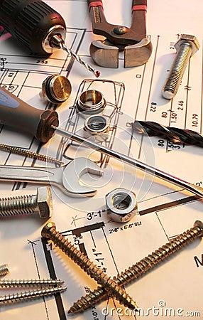 Construction tools series