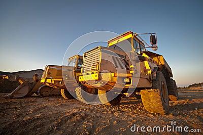 Construction Tractors