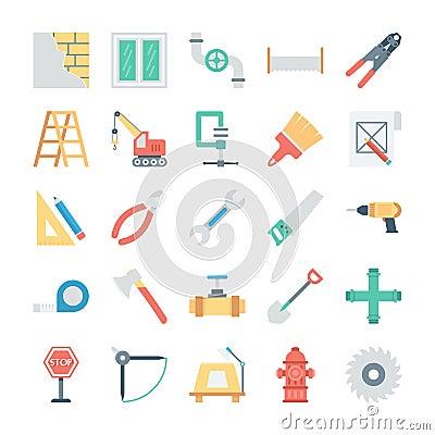 Construction Vector Icon 6 Stock Photo