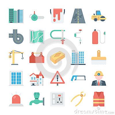 Construction Vector Icon 7 Stock Photo