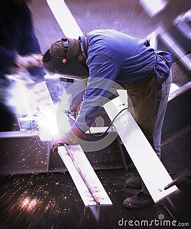 Construction Welder
