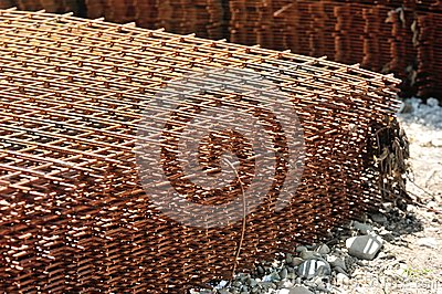 Construction wire mesh