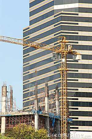 Construction Work Stock Image - Image: 2340681