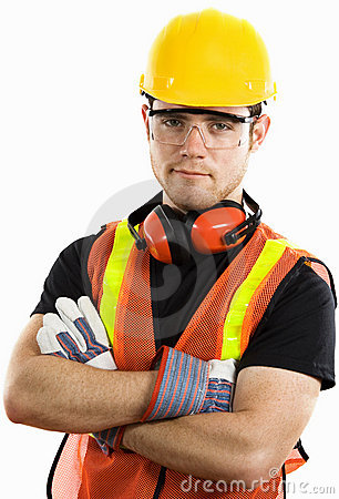 Free Construction Worker Stock Photography - 13907582