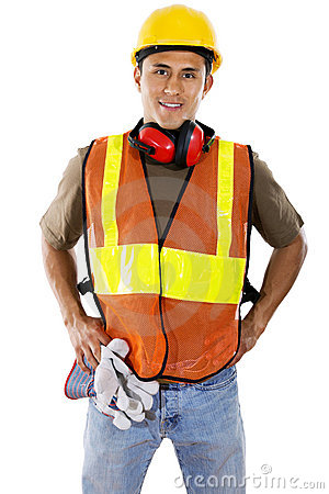 Free Construction Worker Royalty Free Stock Image - 14606846