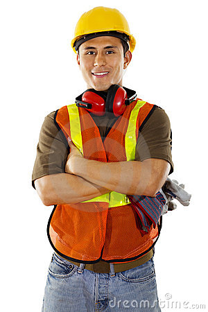 Free Construction Worker Stock Images - 15332864