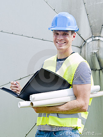 Free Construction Worker Stock Images - 18670984