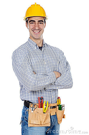 Free Construction Worker Stock Image - 2312201