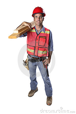 Free Construction Worker Royalty Free Stock Images - 3252009